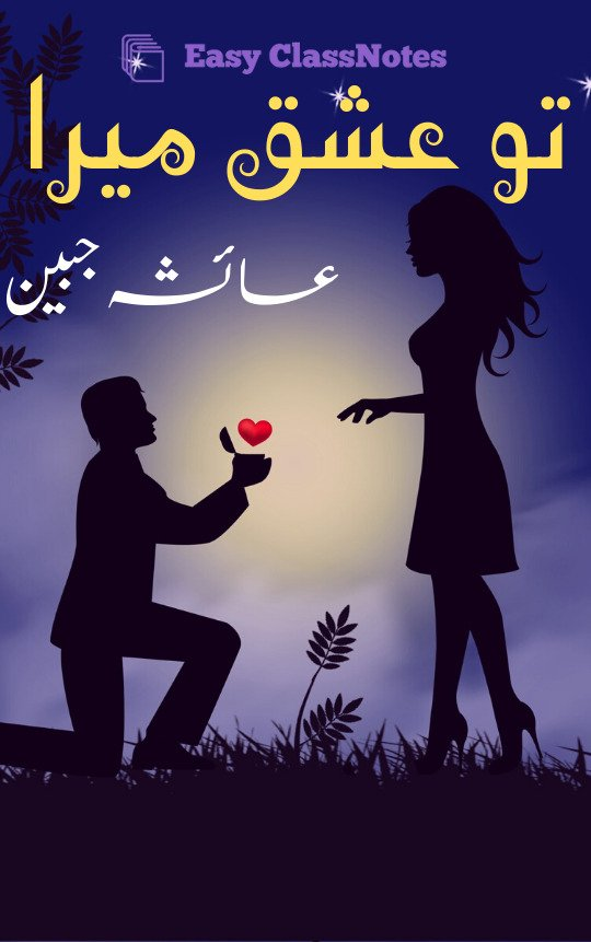 Tu Ishq Mera By Ayesha Jabeen