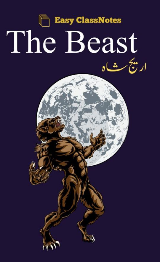 The Beast By Areej Shah Complete Novel Download