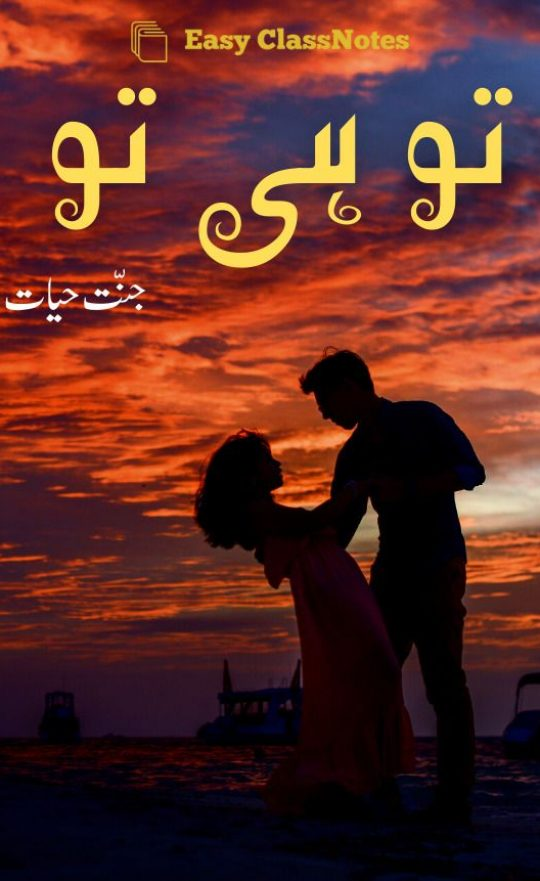 Tu Hi Tu By Jannat Hayat Complete Novel Download PDF