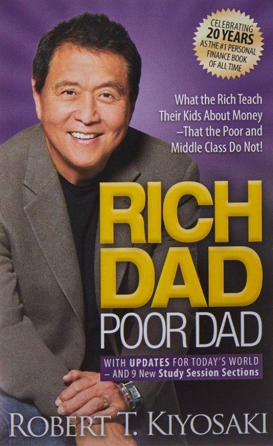 Rich Dad Poor Dad PDF Book Free Download in English, Urdu & Hindi