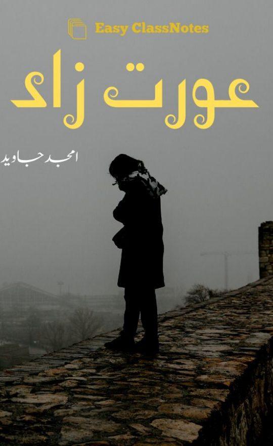Aurat Zaad By Amjad Javed Complete Novel PDF Download