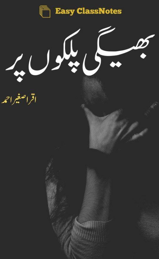 Bheegi Palkon Par By Iqra Sagheer Ahmed Complete Novel